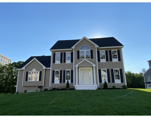 Picture 1 of 34 Fleming Ave  Andover Ma  4 Bedroom Single Family#