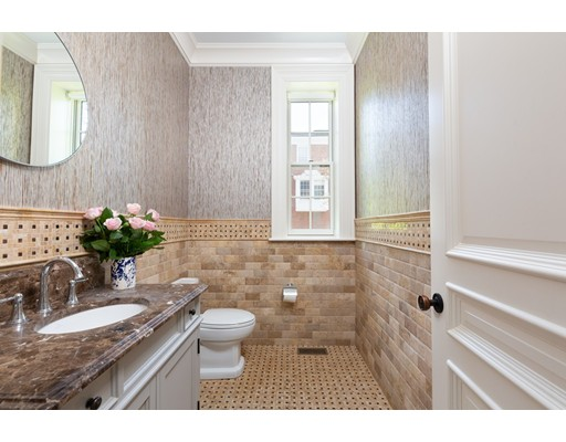 Picture 7 of 7 Hawes St  Brookline Ma 4 Bedroom Single Family