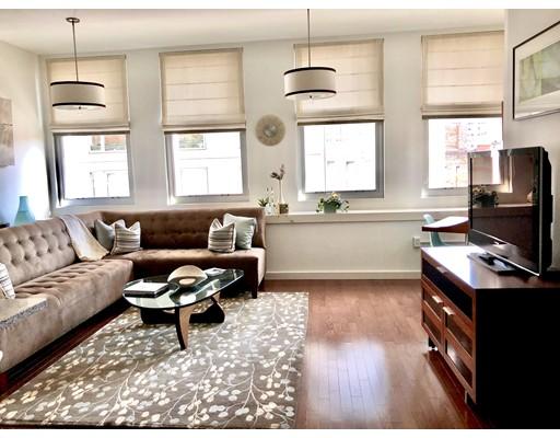 Picture 1 of 88 Kingston St Unit 6c Boston Ma  1 Bedroom Condo#