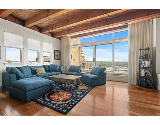 Picture 8 of 120 Fulton St Unit Ph7a Boston Ma 2 Bedroom Condo