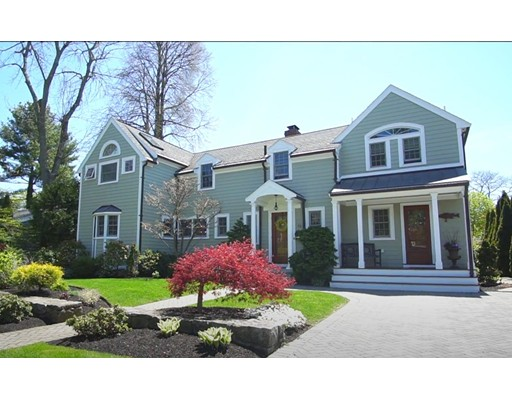 Picture 1 of 9 Gallison Ave  Marblehead Ma  5 Bedroom Single Family#