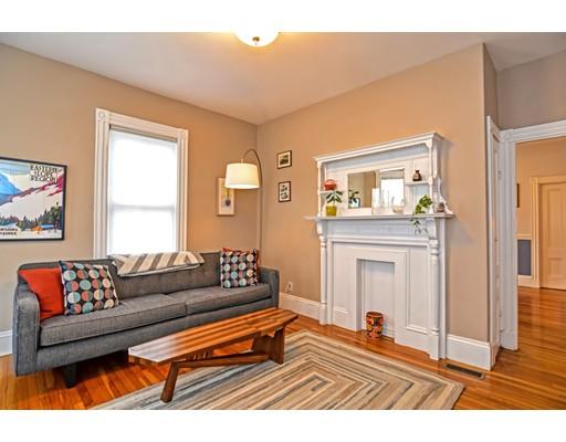 Picture 3 of 53 Boynton St Unit 1 Boston Ma 2 Bedroom Condo