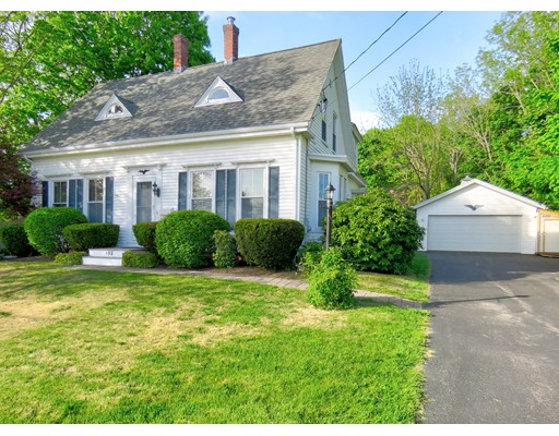 Home for Sale Whitman MA | MLS Listing