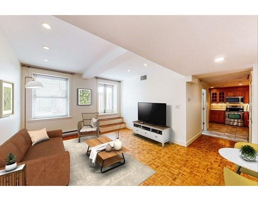 2 Beds, 1 Bath apartment in Boston, Back Bay for $3,500
