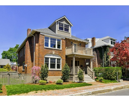 Picture 1 of 33 Huron Ave  Cambridge Ma  5 Bedroom Single Family#