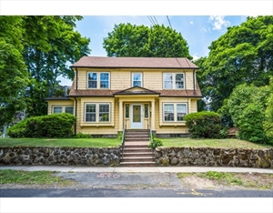 121 Bellevue Rd  is a similar property to 55 Ralph St  Watertown Ma