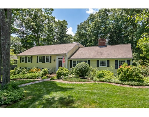Picture 1 of 26 Skyline Dr  Wellesley Ma  4 Bedroom Single Family#