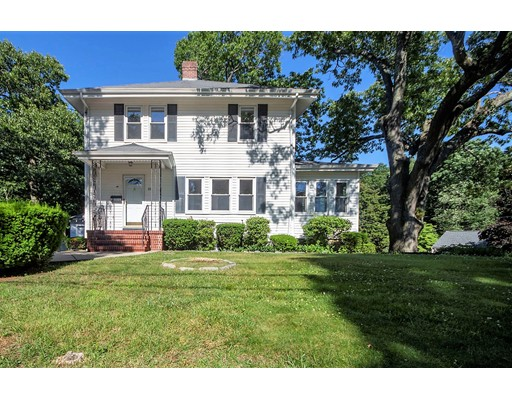 Picture 1 of 88 Oak St  Dedham Ma  4 Bedroom Single Family#