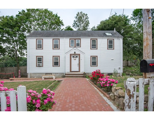 Picture 1 of 16 Spring St  Arlington Ma  4 Bedroom Single Family#