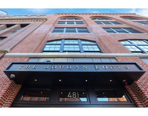 Picture 1 of 481 Harrison Ave Unit Phb Boston Ma  3 Bedroom Condo