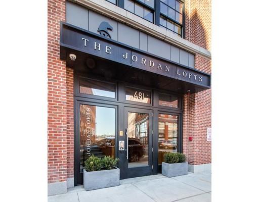Picture 2 of 481 Harrison Ave Unit Phb Boston Ma 3 Bedroom Condo