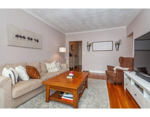 Picture 1 of 1746 Commonwealth Ave Unit 4 Boston Ma  1 Bedroom Condo#