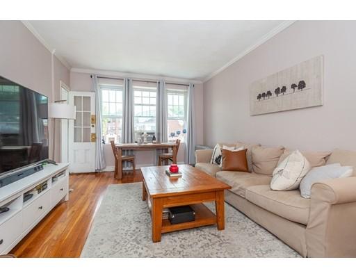Picture 2 of 1746 Commonwealth Ave Unit 4 Boston Ma 1 Bedroom Condo