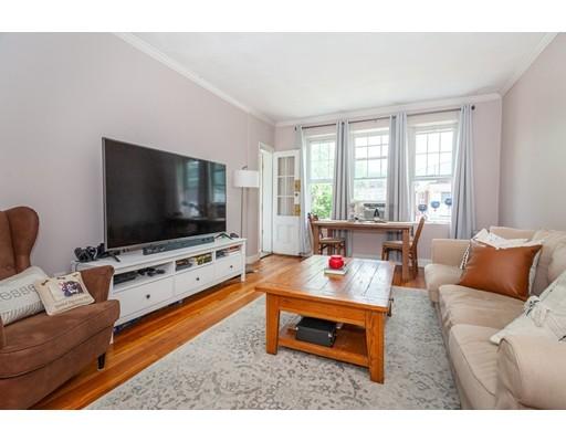 Picture 3 of 1746 Commonwealth Ave Unit 4 Boston Ma 1 Bedroom Condo