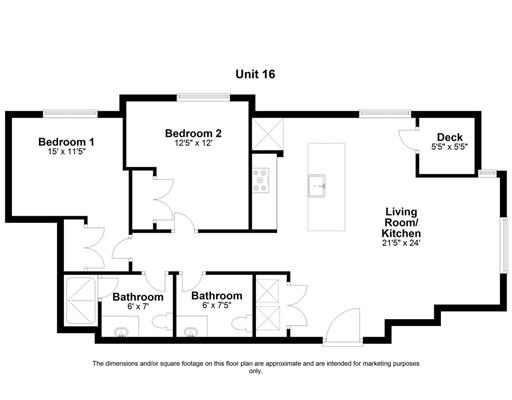 Picture 8 of 151 Hancock St Unit 16 Quincy Ma 2 Bedroom Condo