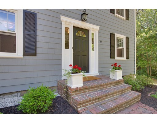 Picture 3 of 49 Whippoorwill Lane  Concord Ma 3 Bedroom Single Family