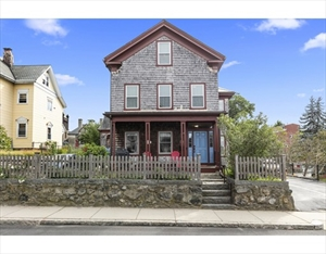 20 Palfrey St  is a similar property to 55 Ralph St  Watertown Ma