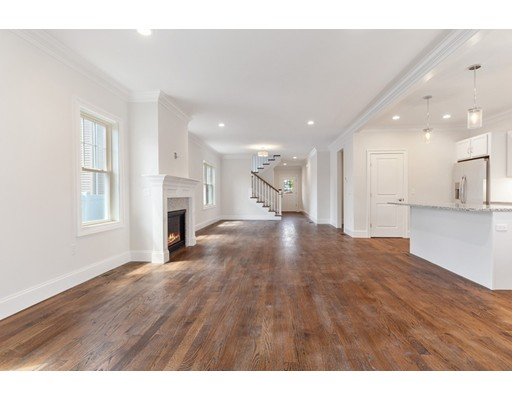 Picture 7 of 78 Central St  Waltham Ma 3 Bedroom Single Family