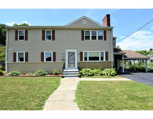 Picture 1 of 90 Albemarle Rd  Waltham Ma  5 Bedroom Multi-family#