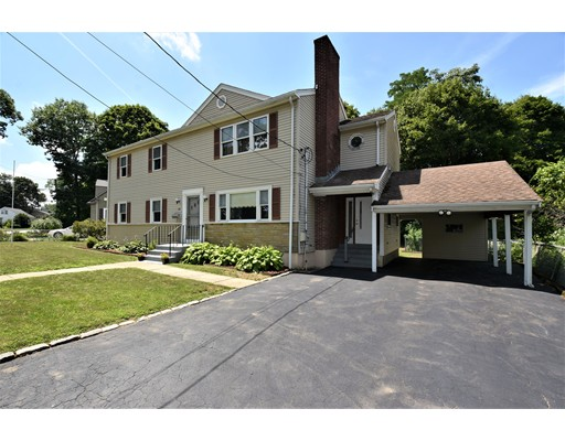 Picture 3 of 90 Albemarle Rd  Waltham Ma 5 Bedroom Multi-family