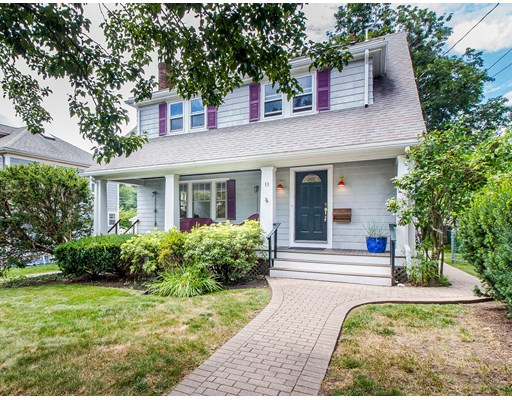 Picture 1 of 11 Lovell Rd  Watertown Ma  4 Bedroom Single Family#