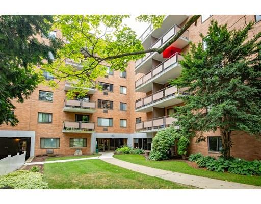 Picture 1 of 60 Pleasant St Unit 204 Arlington Ma  1 Bedroom Condo#