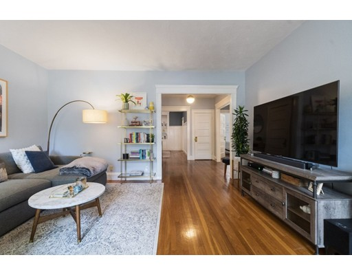 Picture 3 of 76 Parkman St Unit 2 Brookline Ma 2 Bedroom Condo