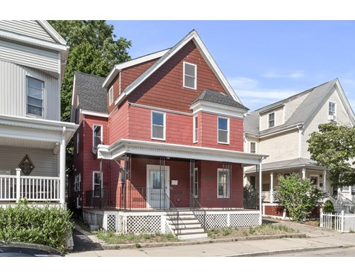 4 Beds, 2 Baths home in Boston for $595,000
