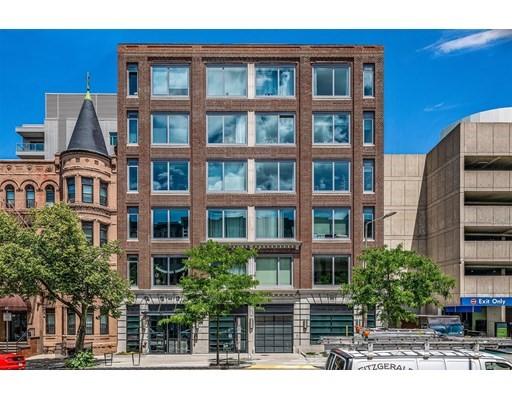 43 Westland Ave #PH1 Floor 7