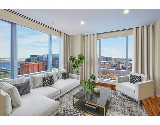 500 Atlantic Ave #19N Floor 19