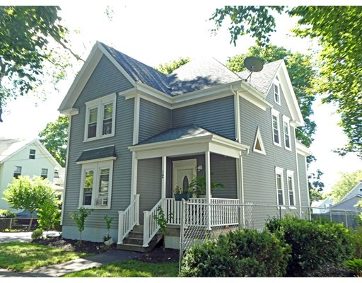 12 Forest Street, Middleborough, MA 02346