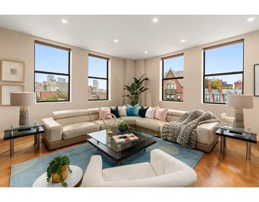 285 Columbus Ave #U605 Floor 6