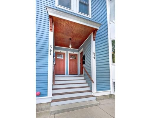 539 Sumner Street  Boston MA 02128