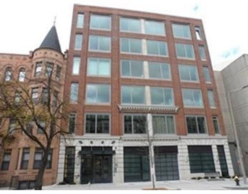 43 Westland Avenue #409 Floor 4