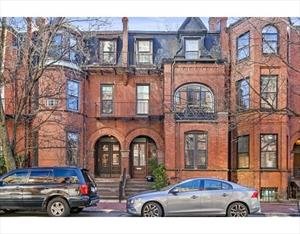124 St Botolph st  is a similar property to 300 Boylston  Boston Ma