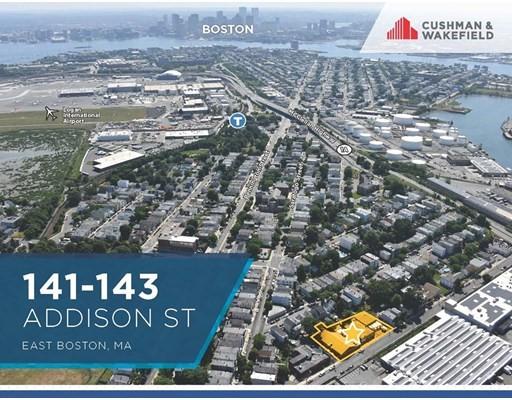 141-143 Addison, Boston, Massachusetts, MA 02128, ,Land,For Sale,4875270