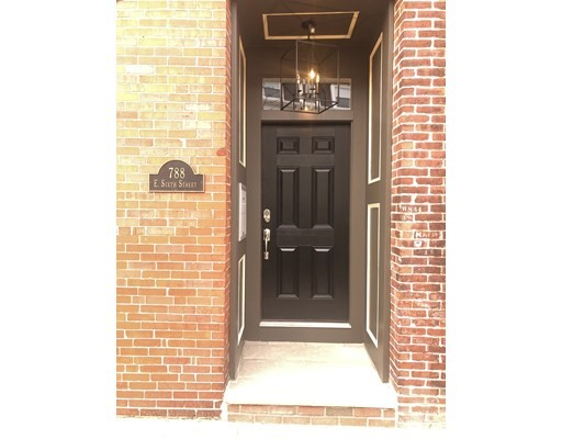786 E Sixth, Boston, Massachusetts, MA 02127, 2 Bedrooms Bedrooms, 5 Rooms Rooms,Rental,For Rent,4876652