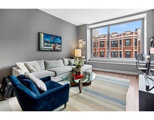 43 Westland Avenue #308 Floor 3