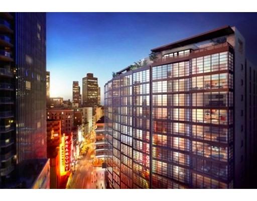 580 Washington St (Furnished) #806 Floor 8