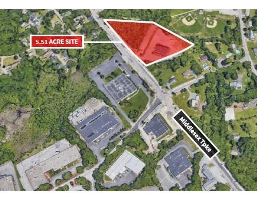 616 Middlesex Turnpike, Billerica, Massachusetts, MA 01821, ,Land,For Sale,4943092