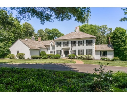33 Meadowbrook Rd, Weston, Massachusetts, MA 02493, 5 Bedrooms Bedrooms, 14 Rooms Rooms,4 BathroomsBathrooms,Single Family,For Sale,4947178
