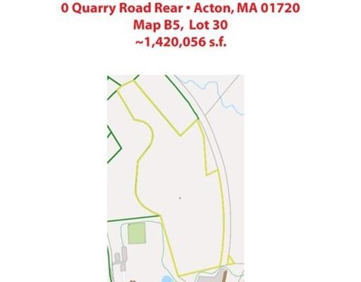 QUARRY ROAD, Acton, Massachusetts, MA 01720, ,Land,For Sale,4943205