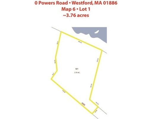 POWERS ROAD, Westford, Massachusetts, MA 01886, ,Land,For Sale,4943206