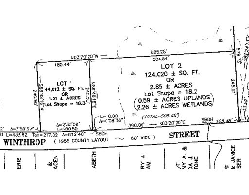 79 Winthrop St, Medway, Massachusetts, MA 02053, ,Land,For Sale,4942644