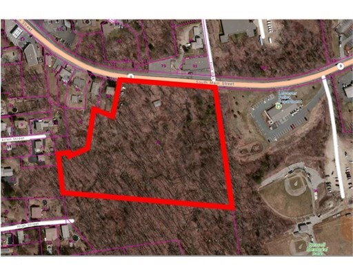 76 S Main St, Leicester, Massachusetts, MA 01524, ,Land,For Sale,4947853
