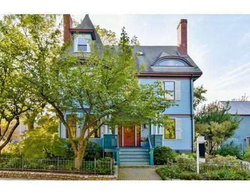 98 Raymond Street, Cambridge, Massachusetts, MA 02140, 7 Bedrooms Bedrooms, 15 Rooms Rooms,5 BathroomsBathrooms,Single Family,For Sale,4948417
