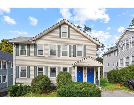 29-31 Bradford Rd, Watertown, Massachusetts, MA 02472, 4 Bedrooms Bedrooms, 10 Rooms Rooms,2 BathroomsBathrooms,Multi-family,For Sale,4948791