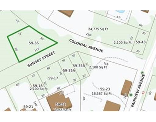 Colonial Avenue, Lexington, Massachusetts, MA 02421, ,Land,For Sale,4949055