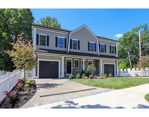 208 Evelyn, Newton, Massachusetts, MA 02468, 4 Bedrooms Bedrooms, 7 Rooms Rooms,Condos,For Sale,4949170