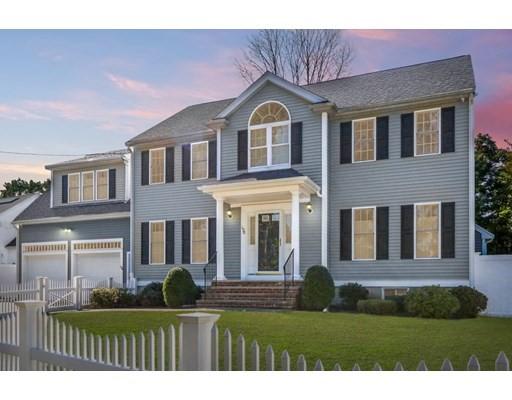 178 Canton St, Randolph, Massachusetts, MA 02368, 4 Bedrooms Bedrooms, 8 Rooms Rooms,2 BathroomsBathrooms,Single Family,For Sale,4949414